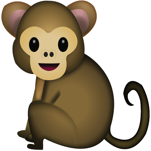Download Monkey Emoji