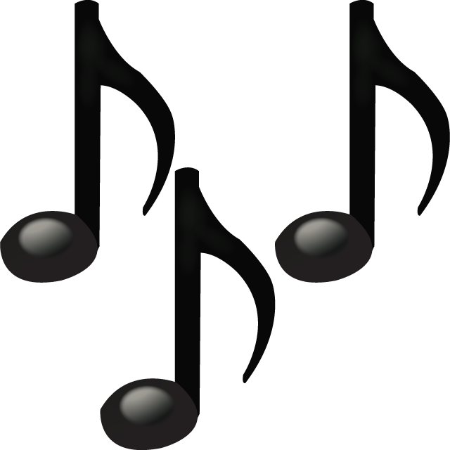 Image result for music note emoji