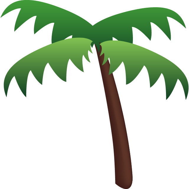 Download Palm Tree Emoji