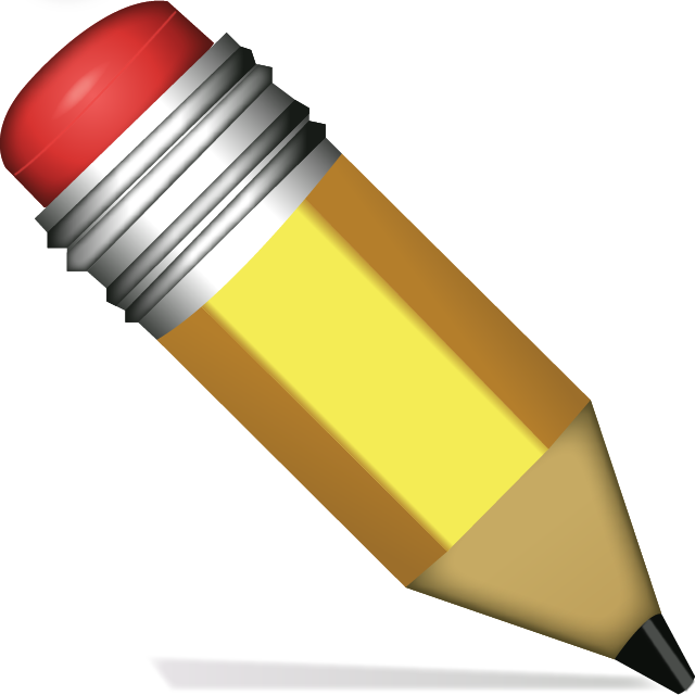 Download Pencil Emoji