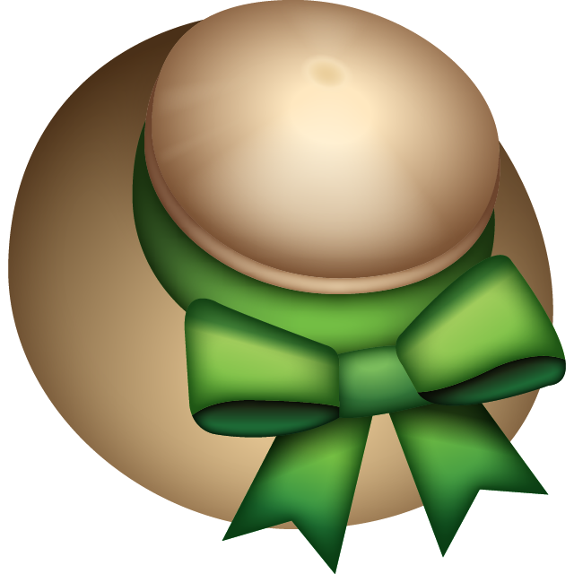 Download Picnic Hat Emoji