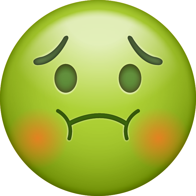Download Poisoned Emoji Icon