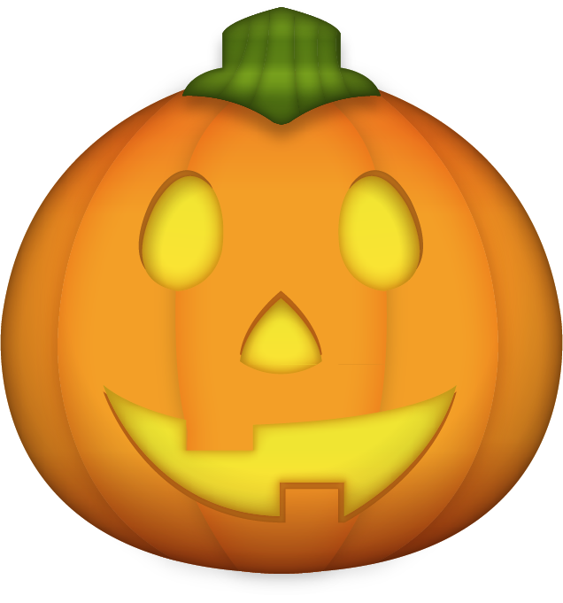Download Pumpkin Emoji Icon