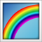 Download Rainbow Emoji In PNG