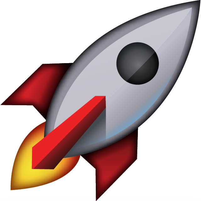 Download Rocket Emoji