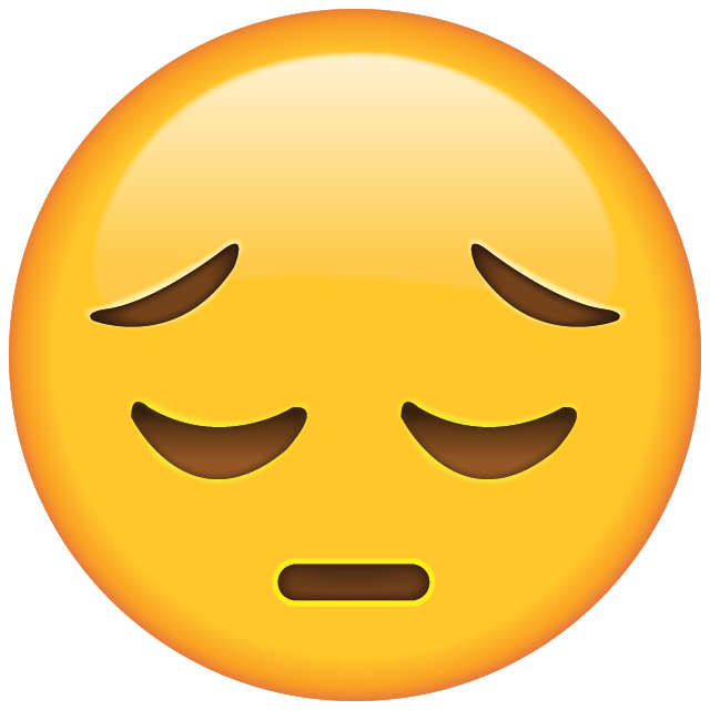 Sad Boy Alone Quotes: Download Sad Emoji Icon In PNG