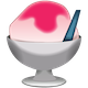 Download Shaved Ice Emoji Icon