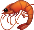 Download Shrimp Iphone Emoji JPG