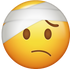 Download Hurt Iphone Emoji Image