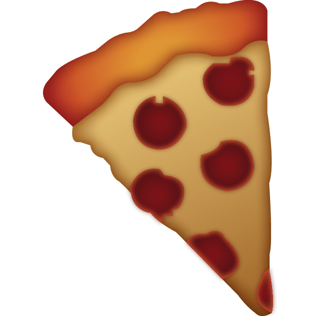 Download Slice Of Pizza Emoji