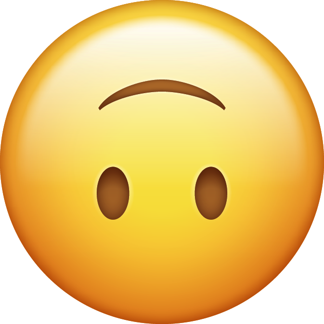 Download Slightly Smiling Emoji Icon