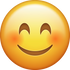 Download Blushed Smiling Iphone Emoji Image