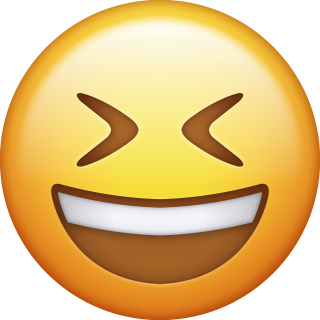 Download Smiling Face with Closed eyes