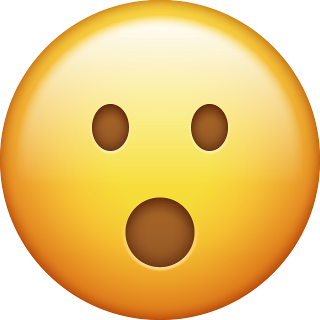 Download Surprised Emoji Icon