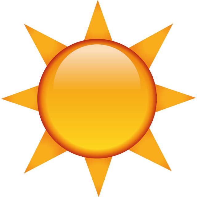 Download The Sun Emoji
