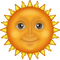 Download The Sun Face Emoji