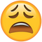 Download Tired Face Emoji