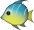 Download Tropical Fish Iphone Emoji JPG