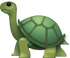 Download Turtle Iphone Emoji JPG