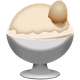 Download Vanila Ice Cream Emoji Icon