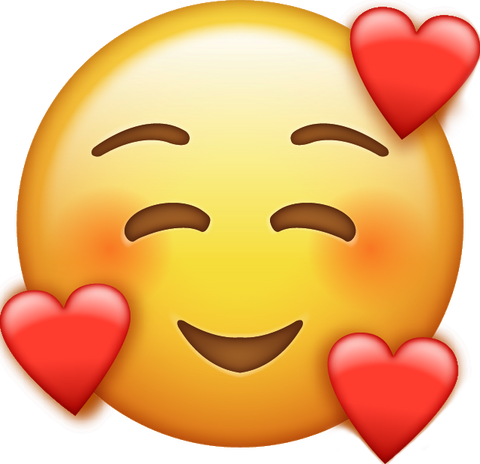 Image result for emoji with hearts