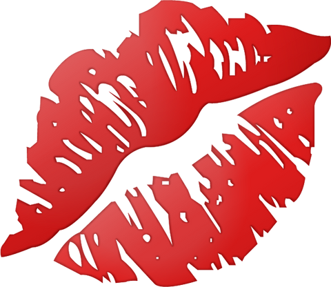 Download Kiss Emoji [Iphone IOS Emoji PNG]