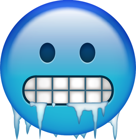 Download Cold Emoji [Iphone IOS Emoji PNG]