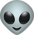 Download Alien Iphone Emoji Image