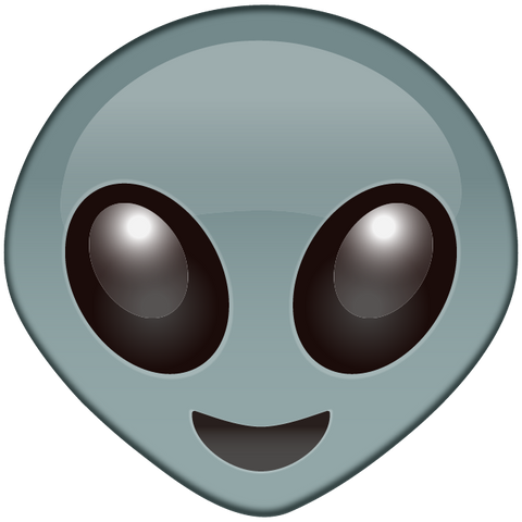 Download Alien Emoji Icon for Free