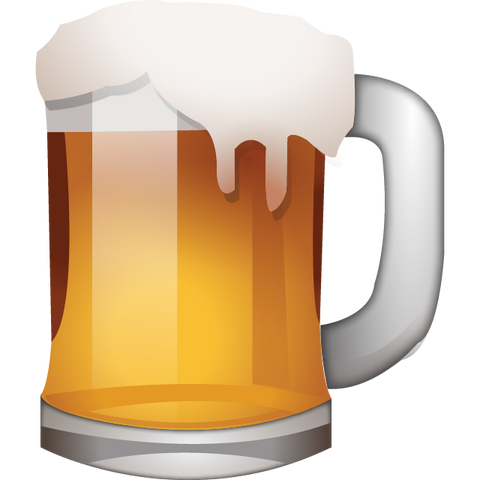 Download Beer Emoji Icon