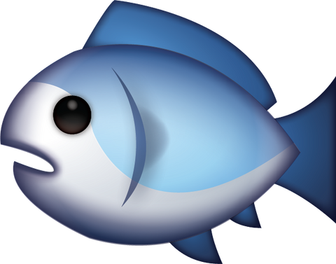Tuna Emoji [Download iPhone Emoji In PNG]