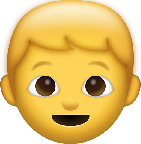 Boy Emoji [Download Boy Face Emoji in PNG]