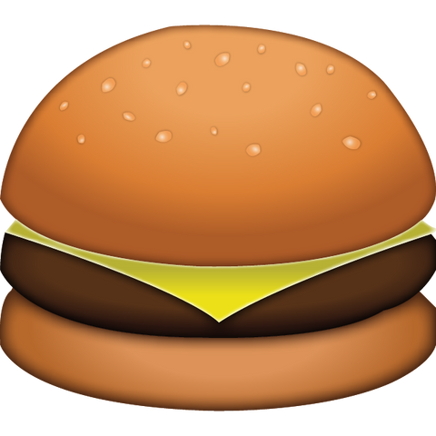 Download Cheeseburger Emoji Icon For Free