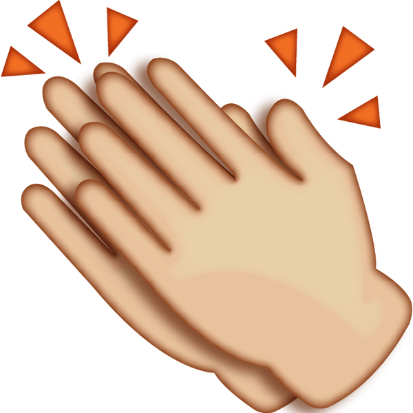 Image result for emoji clapping