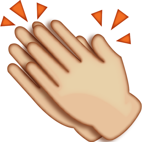 download clapping hands emoji Icon