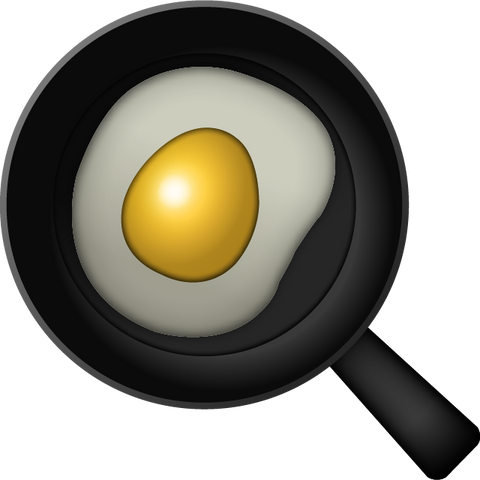 Download Egg Emoji Icon