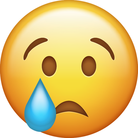 Download Crying Iphone Emoji Icon in JPG and AI | Emoji Island