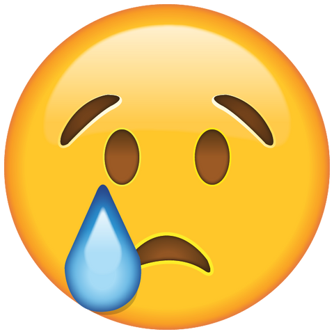 download crying face emoji Icon