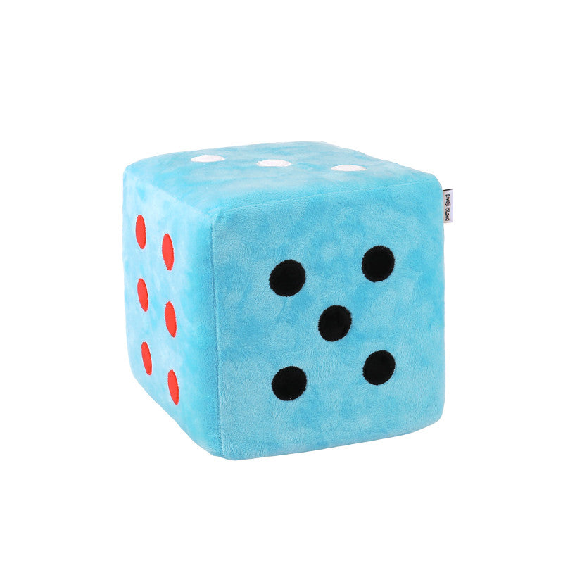 Dice Emoji Pillow