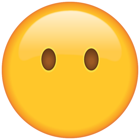 download emoji face without mouth Icon