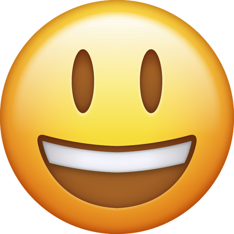 Smiling Emoji [Download Smiling Face Emoji in PNG]