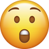 Download Surprised With Teeth Emoji face [Iphone IOS Emojis in PNG]