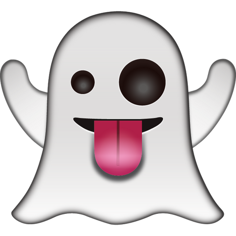 download ghost emoji Icon