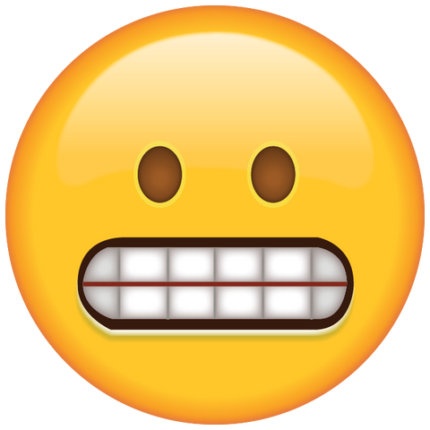 download grin face emoji Icon