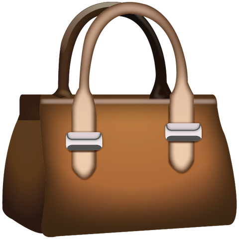 Download Handbag Emoji Icon