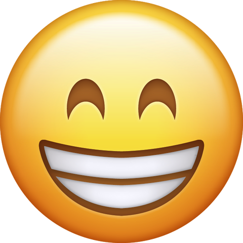Happy Emoji [Download Happy Face Emoji in PNG]