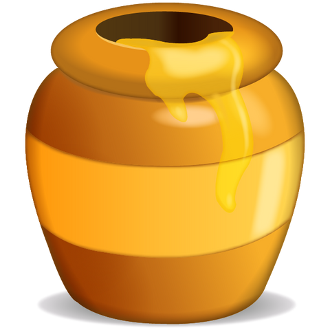 Download Honey Pot Emoji Icon