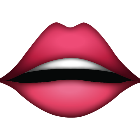 download lips emoji Icon