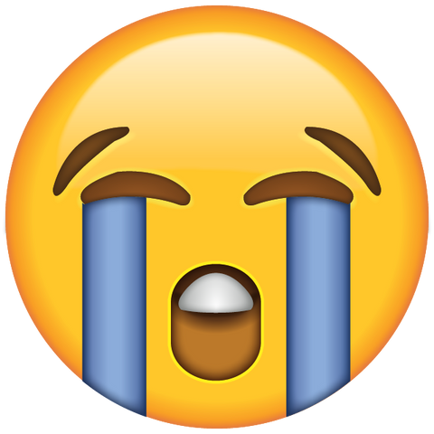download loudly crying face emoji Icon