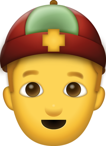 Working Man Emoji [Download Apple Emoji in PNG]